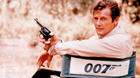 Roger Moore's daughter says James Bond star 'visits' her from beyond the grave