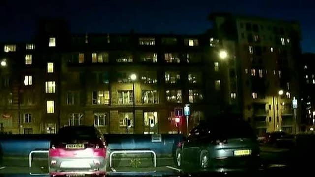 Loud boom caught on dashcam video in Manchester