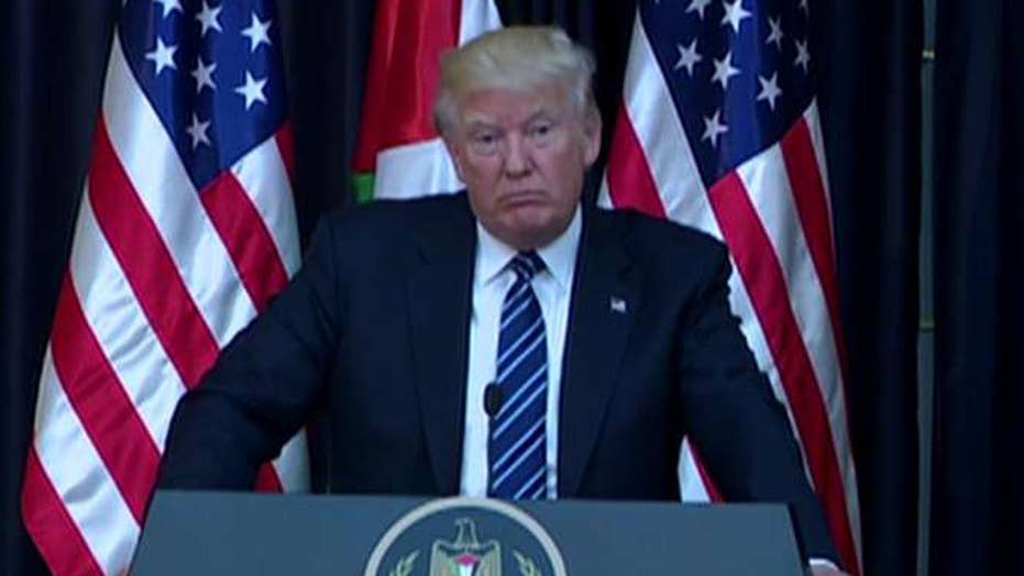 Trump: I offer prayers to those affected in UK attack