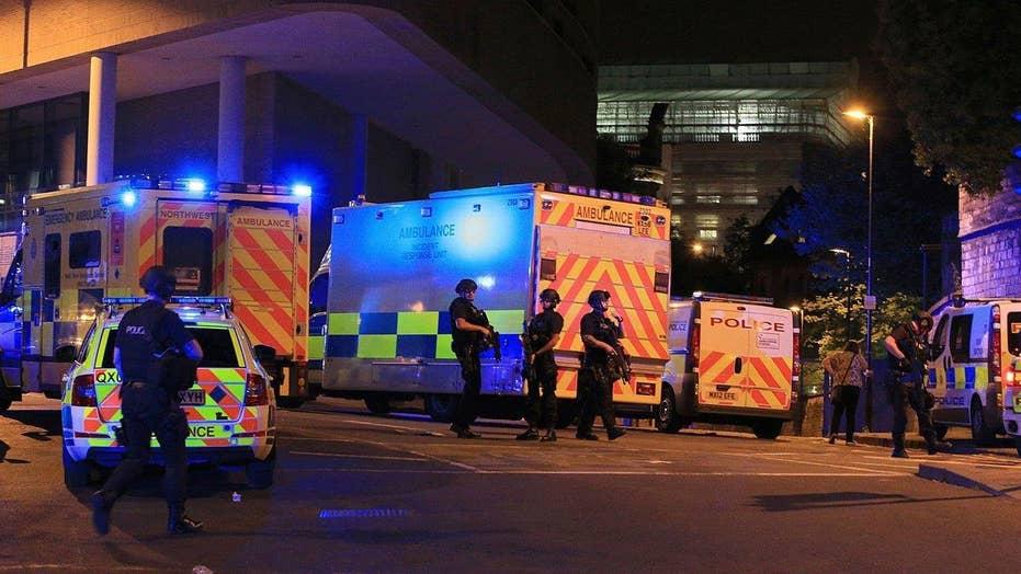 Ariana Grande concert attack: Stars respond