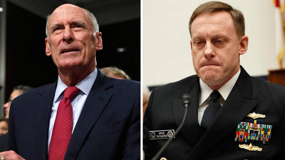 Report: Trump asked intel chiefs to deny claims of collusion