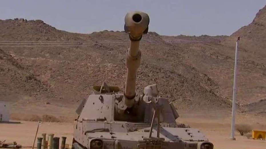 A look at Saudi, US military operations in Yemen