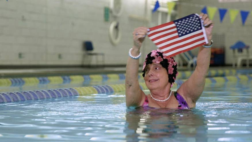 Dr. Jane Katz is a 74-year former Olympic swimmer who launched a revolutionary program, 'W.E.T.s for Vets' tohelp rehabilitate our nation's bravest using holistic water exercise techniques. Meet the aquatic trailblazer