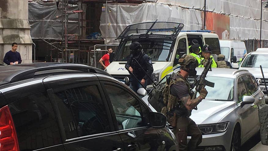 Raids carried out in Manchester, Libya; Rick Leventhal reports