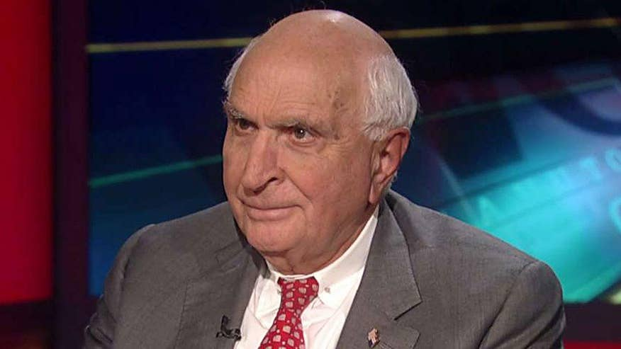 Ken Langone speaks out about abuse of programs, single-payer health care