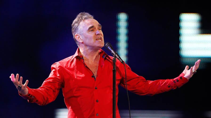 Fox411: Morrissey slams 'petrified' British politicians for not labeling Manchester attack as Islamic extremism