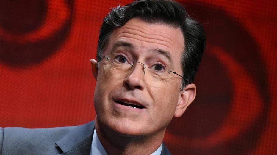FCC clears Colbert after obscene President Trump joke