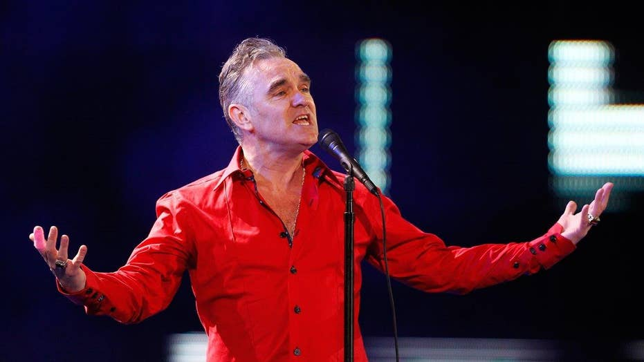 Morrissey: Call Manchester attack Islamic extremism