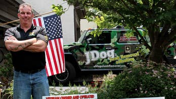 JDog Junk Removal is a growing nationwide franchise. Meet founder and CEO Jerry Flanagan, a military veteran who took trash, turned it into treasure and used his business to help fellow vets along the way