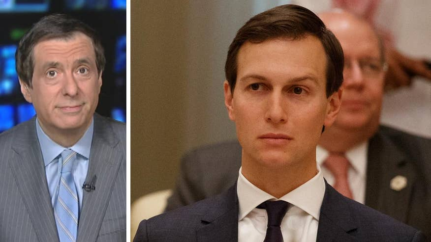 'MediaBuzz' host Howard Kurtz weighs in on a new report alleging that Jared Kushner is under FBI scrutiny