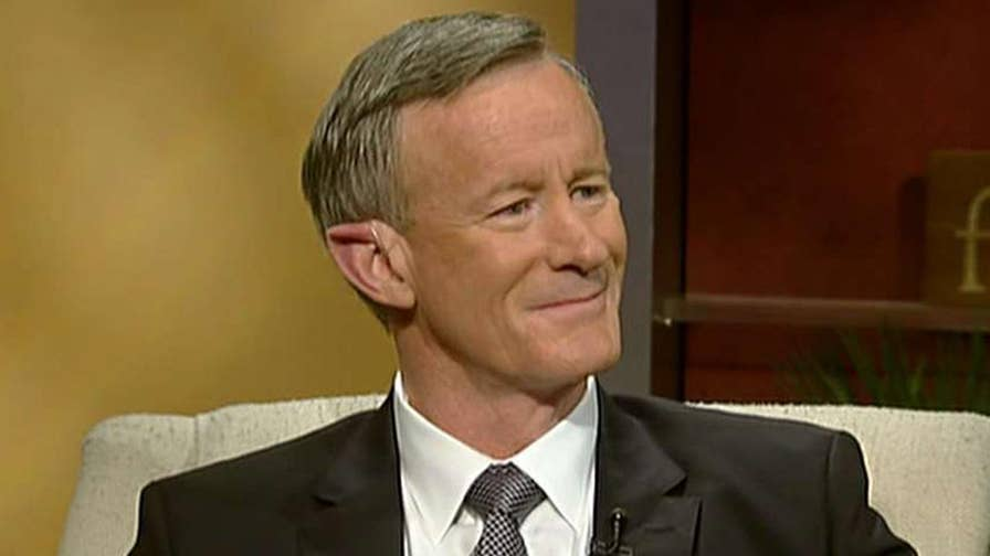 Admiral William McRaven expands on advice that he shared with University of Texas graduates