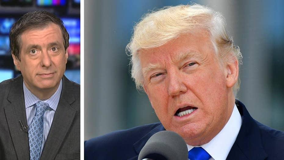 Kurtz: Trump triggers Twitter taunts