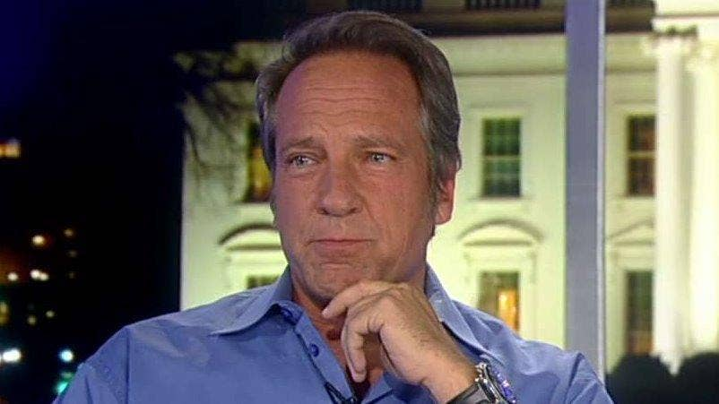 'Dirty Jobs' host Mike Rowe gives his take on protests against McDonald's wages, robots and automation, the need to learn a skill and how they impact the debate over wages