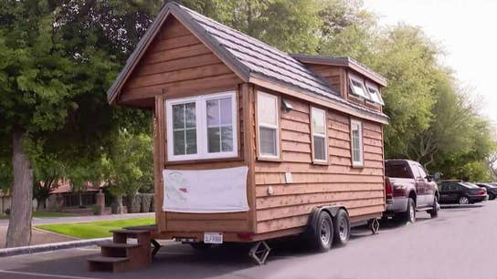 Tiny home movement facing one big roadblock