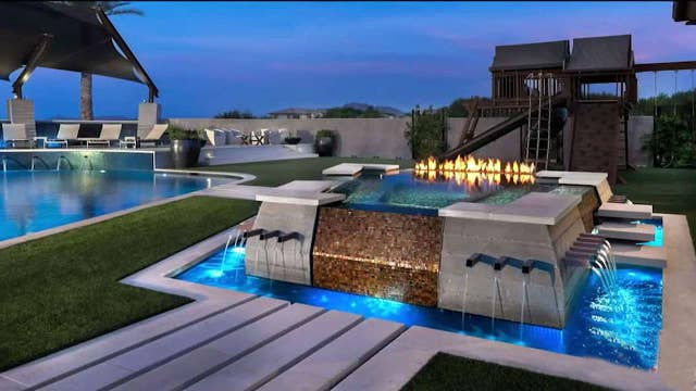 There's 10M residential pools in America, but none like