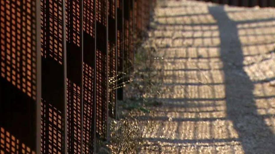 Homeland Security sets border wall cost at $21.6 billion