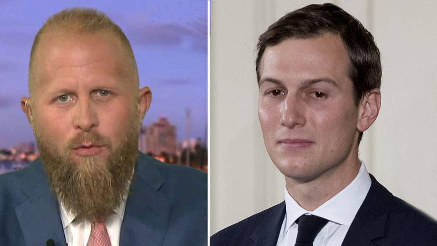 Report: Presidential adviser's data analytics probed by the FBI; Brad Parscale speaks out on 'The Story'