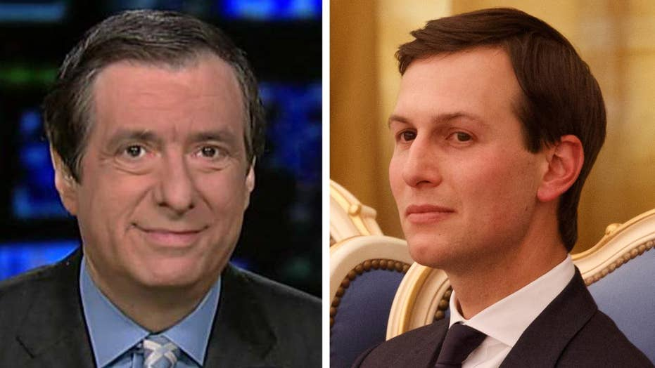 Howard Kurtz: 'Media resentment' against Jared Kushner