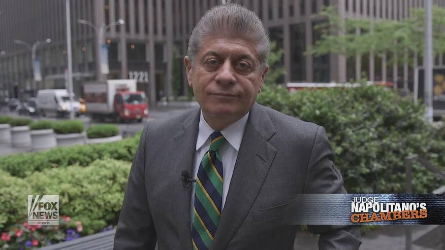 Judge Napolitano's Chambers: Judge Andrew Napolitano reacts to the hyper secrecy behind the Foreign Intelligence Surveillance Court and how that leads to a lack of transparency that affects the public