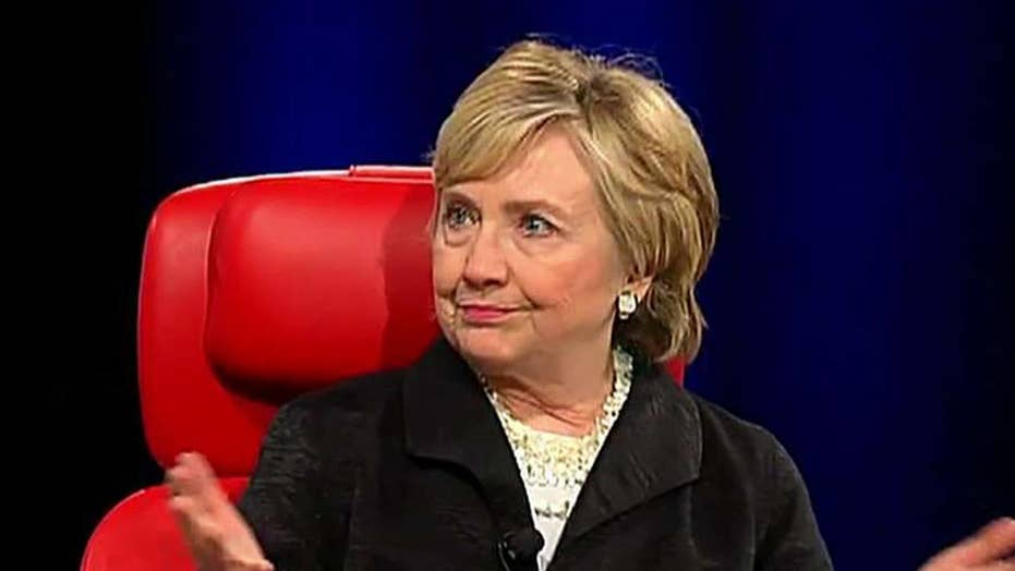 Clinton says email server was not reason she lost election