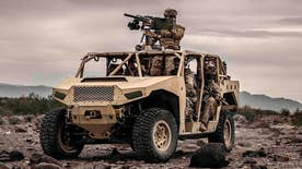 Fox Firepower: Defense Specialist Allison Barrie with a look at the vehicles that Special Operations teams rely on to get the job done