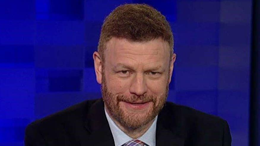 Author Mark Steyn sizes up Hillary Clinton's controversial comments on her November loss at a technology conference