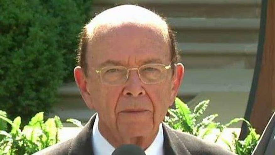 On 'Your World,' the commerce secretary discusses the president's decision to pull out of the Paris climate pact