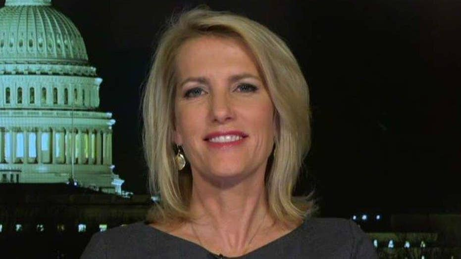 Ingraham: Kathy Griffin meant to shock and dehumanize