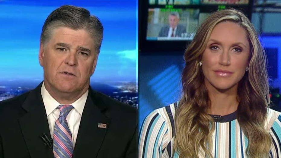 Lara Trump on attacks against first family: We can handle it