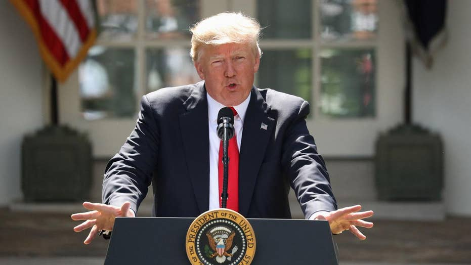 Trump announces US will withdraw from Paris Climate Accord