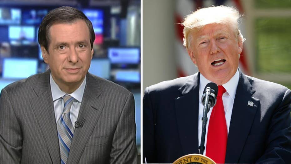 Kurtz: The leaking Of Trump's climate move