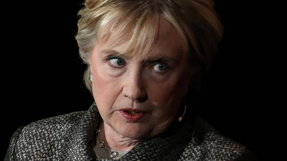 Hillary Clinton blame game: Everyone but her