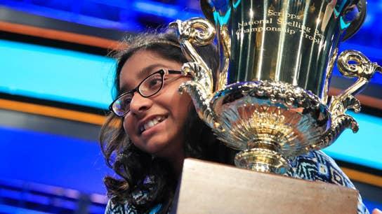 Scripps National Spelling Bee: 12-year-old winner crowned