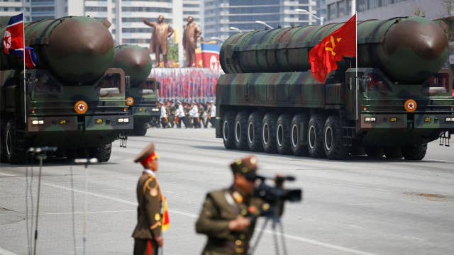 North Korea's missiles can reach these US military bases