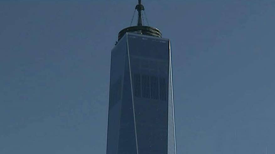 Annual event at One World Observatory honors the sacrifice of those who died on 9/11