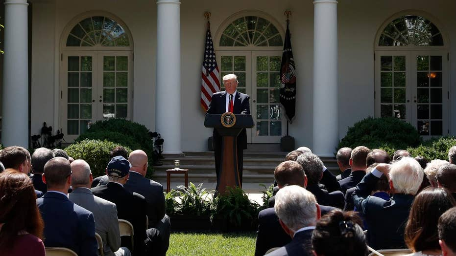 Trump announces he will pull out of Paris Climate Accord