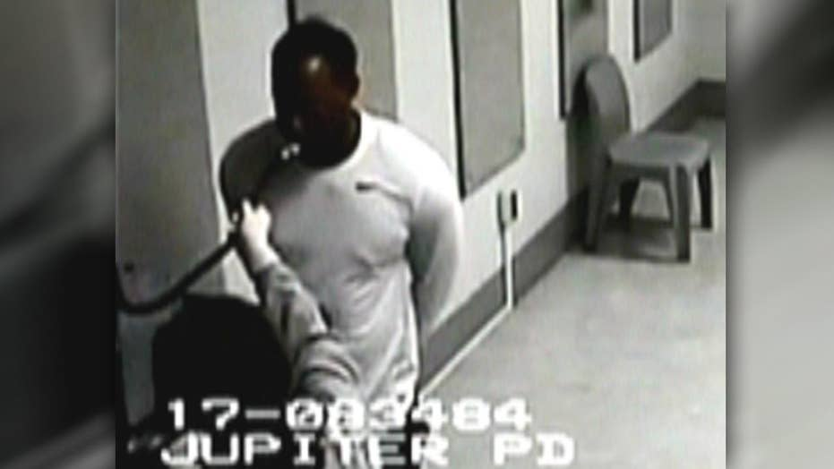 Police release footage of Tiger Woods' breathalyzer tests
