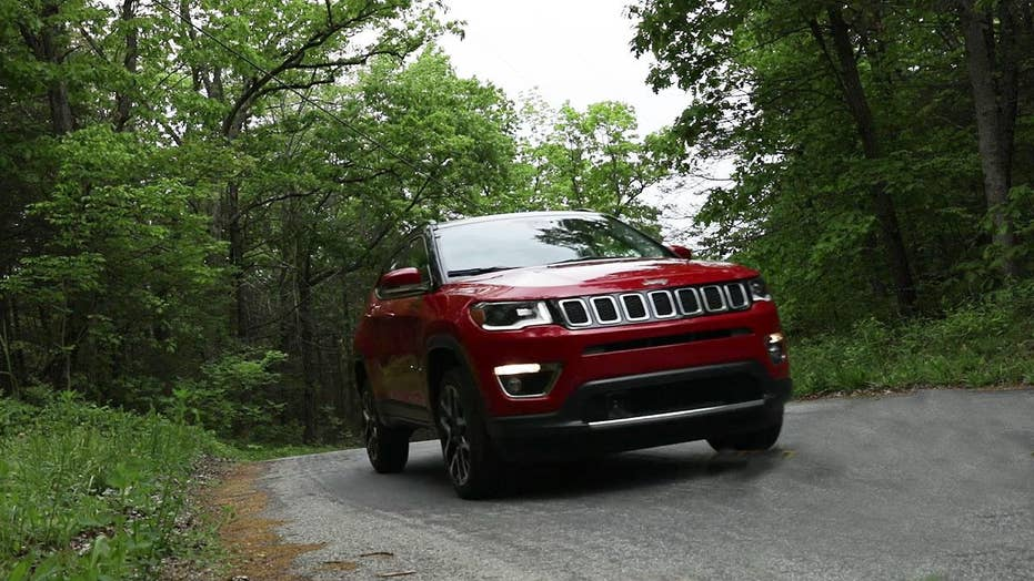 Jeep Compass finds its way