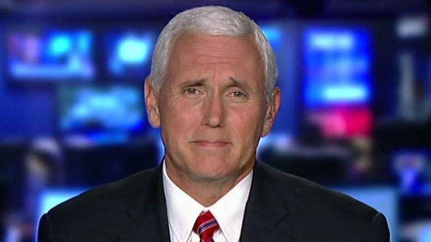 Part two of the vice president's interview on 'Hannity'
