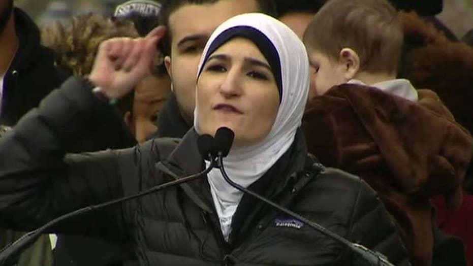 Democrats' ties to Linda Sarsour raise questions