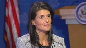 Haley: They protect themselves, but that is going to stop