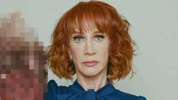 Kathy Griffin says Trump supporters don't like her because she's a 'self-made woman'