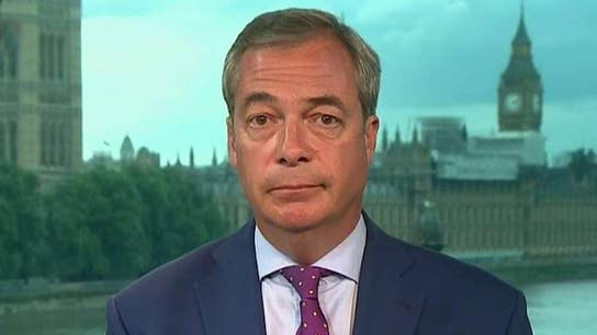Farage: We don't just want words on terror, we want action