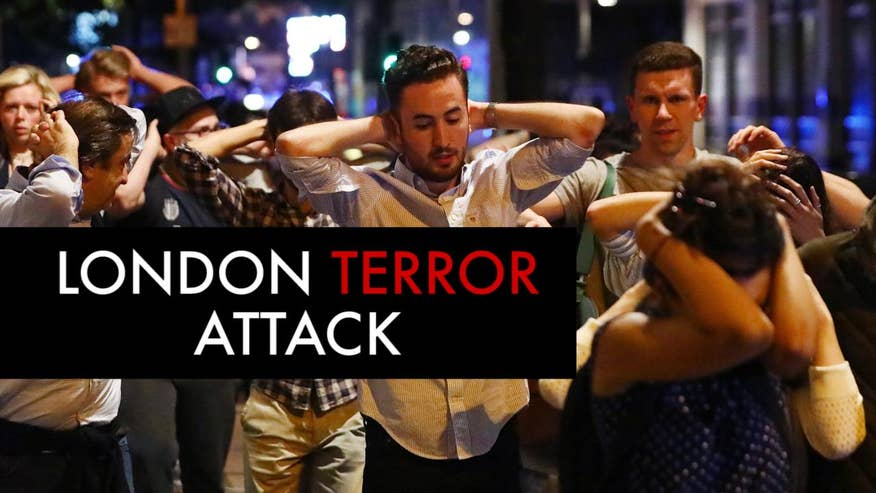 A timeline of how the London terror attack unfolded and what we know so far.