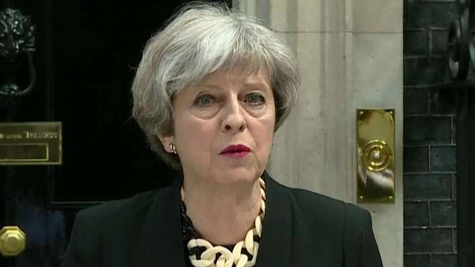 Theresa May: The whole of our country needs to come together