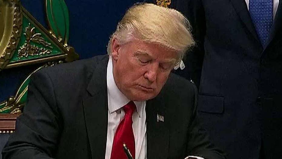 Trump targets political correctness after London attack