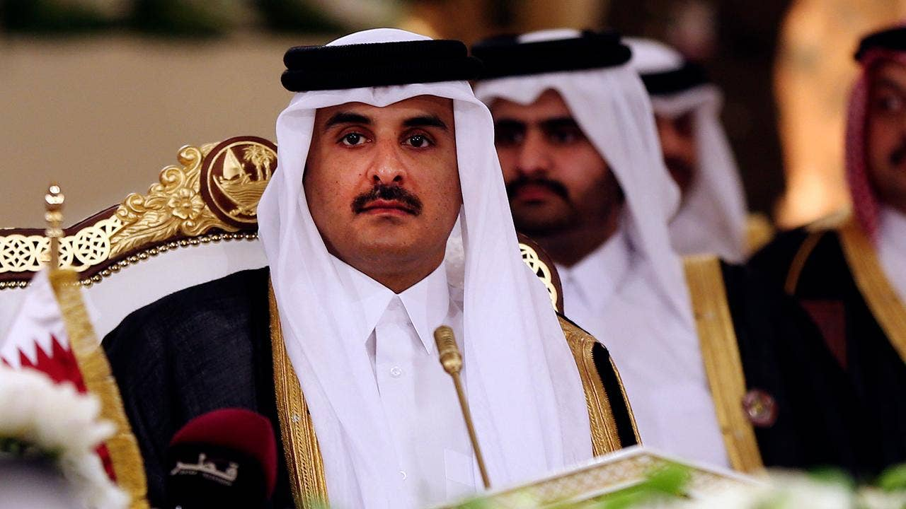 qatar and its emir President donald trump is hosting the ruling emir of qatar for a white house meeting if there's one thing qatar and its neighbors currently agree on.
