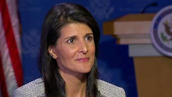 Nikki Haley's challenge: UN meddling in our election and UN 'human rights'