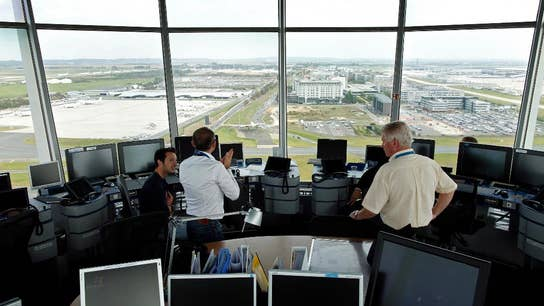 Air traffic control: Five fast facts