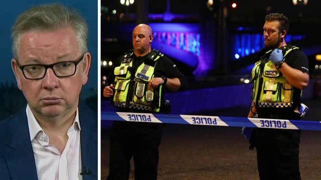 Gove on the ideology behind London attack